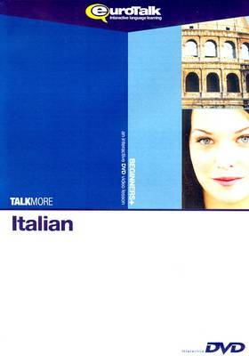 Talk More Italian: Interactive Video DVD Beginners+
