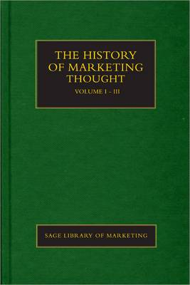 The History of Marketing Thought