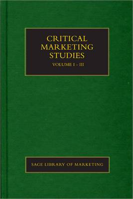 Critical Marketing Studies