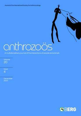 Anthrozoos Set: A Multidisciplinary Journal of the Interactions of People and Animals: v.  1 Issue 1 to v.  20 Issue 4: 20 Volumes, 80 Issues