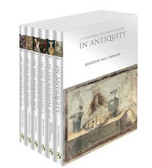 A Cultural History of Food: Volumes 1-6