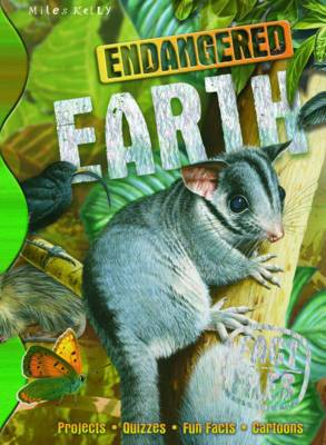 Fact Files Endangered Earth