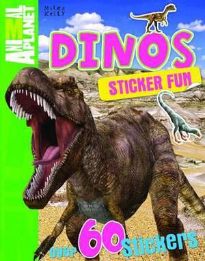 Sticker Fun Dinos
