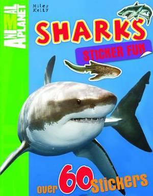 Sticker Fun Sharks