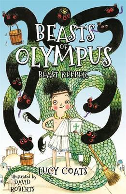 Beast Keeper: Book 1