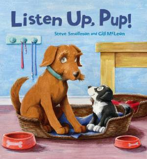 Storytime: Listen Up, Pup!