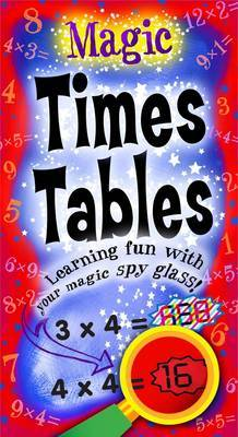Magic Times Tables: Learning Fun with Your Magic Spy Glass!