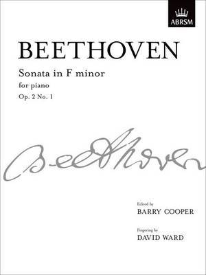 Sonata in F Minor, Op. 2 No. 1: From Vol. I