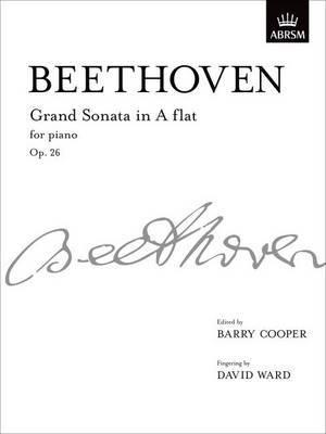 Grand Sonata in A Flat Major, Op. 26: from Vol. II