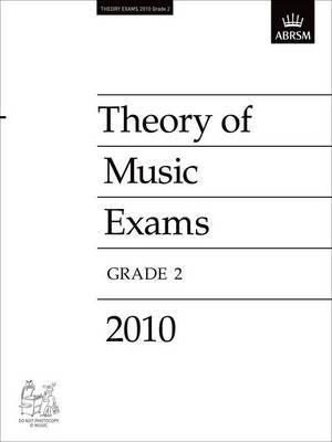Theory of Music Exams 2010, Grade 2