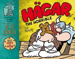 Hagar the Horrible (the Epic Chronicles): Dailies 1977-78