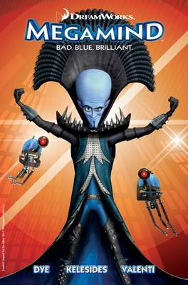 Megamind: The Movie Graphic Novel
