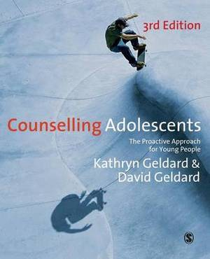 Counselling Adolescents: The Proactive Approach for Young People