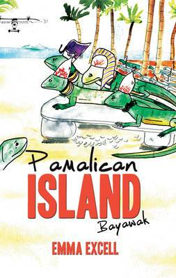 Pamalican Island: Bayawak