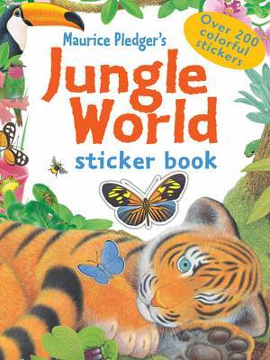 Jungle World Sticker Book