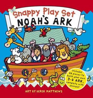 Noah's Ark: Snappy Play Set