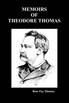 Memoirs of Theodore Thompson (Paperback)