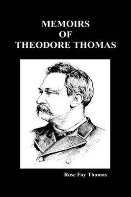 Memoirs of Theodore Thompson (Hardback)