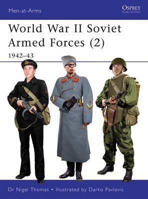 World War II Soviet Armed Forces: 1942-43: Volume 2