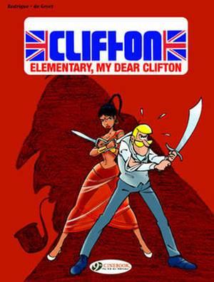 Clifton: v. 7: Elementary, My Dear Clifton