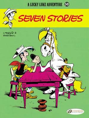 Lucky Luke: Seven Stories: Vol. 50