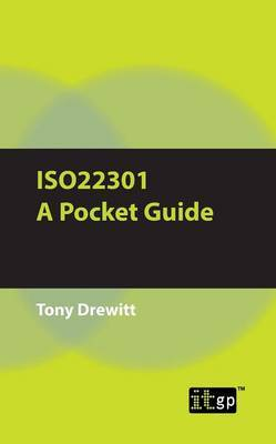 ISO22301: A Pocket Guide