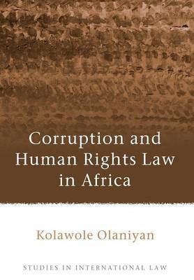 Corruption and Human Rights Law in Africa