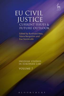 EU Civil Justice: Current Issues and Future Outlook