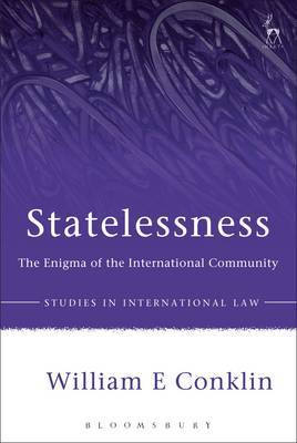 Statelessness: The Enigma of the International Community