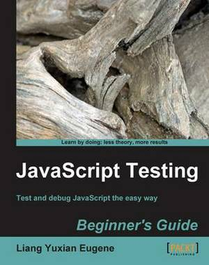 JavaScript Testing Beginner's Guide
