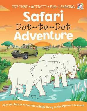 Safari Dot-to-Dot Adventure