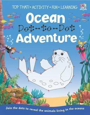 Ocean Dot-to-Dot Adventure