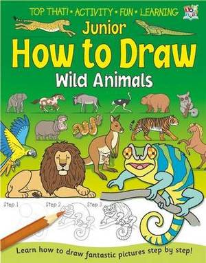 Junior How to Draw Wild Animals