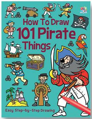 How to Draw 101 Pirates