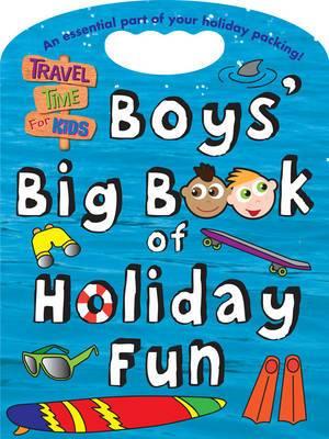 Boys Book of Holiday Fun