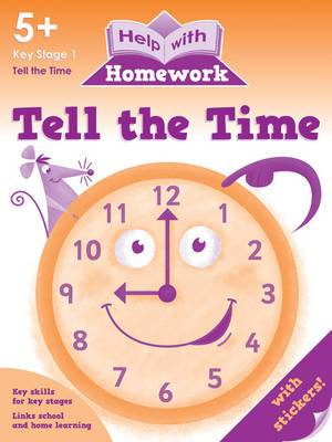 Tell the Time 5+