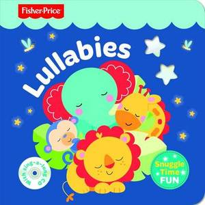 Fisher Price Bedtime Lullabies with CD