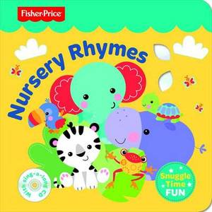 Fisher Price Nursery Rhymes with CD