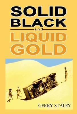 Solid Black and Liquid Gold