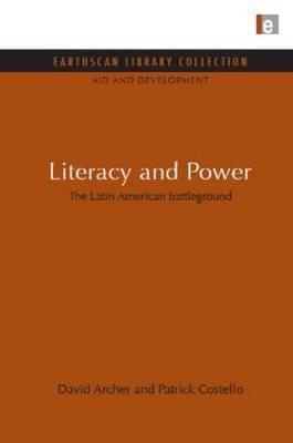 Literacy and Power: The Latin American Battleground