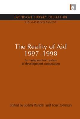 The Reality of Aid: An Independent Review of Development Cooperation: 1997-1998