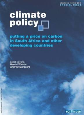 Putting a Price on Carbon in South Africa and Other Developing Countries