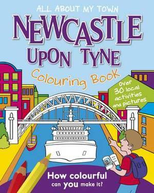 Newcastle Colouring Book
