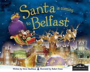 Santa is Coming to Belfast