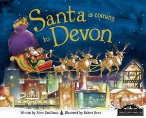 Santa is Coming to Devon
