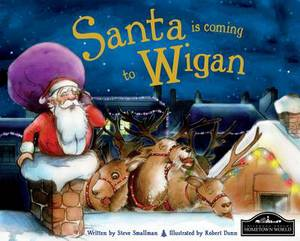 Santa is Coming to Wigan