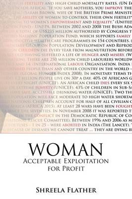 Woman: Acceptable Expoitation for Profit