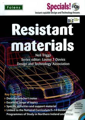 Secondary Specials! +CD: D&T - Resistant Materials