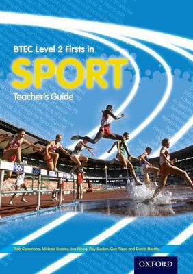 BTEC Level 2 Firsts in Sport: Teacher's Guide & DVD-ROM