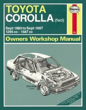Toyota Corolla (FWD) 1983-87 Owners' Workshop Manual